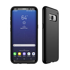 Original SPECK Presidio Shockproof Heavy Duty Case Black For Samsung Galaxy S8+