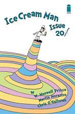 Image Comics Ice Cream Man #20 Second Print Dr.Seuss NM
