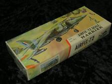 Airfix Model Aircraft Kit 1/72 Hawker Siddeley Harrier Unmade in Red Stripe Box