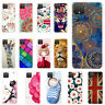 For Google Pixel 4 3a 3 2 XLSlim Soft Silicone Painted TPU Shockproof Case Cover