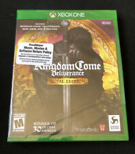 Kingdom Come: Deliverance (Royal Edition) (Xbox One) BRAND NEW Sealed