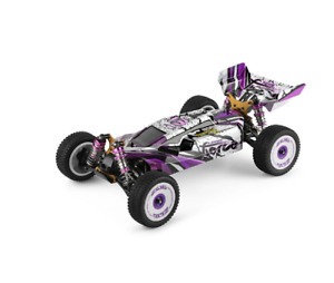 Wltoys 124019 RTR 1/12 2.4G 4WD 60km/h Metal Chassis RC Car Off-Road Vehicles