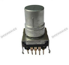 Rotary Impulse Shaft Encoder Push Button Switch