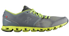 New Men's ON CLOUD X Cloudtec Running Shoes Grey/Neon 204300 c1