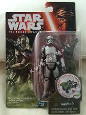 Star Wars The Force Awakens Captain Phasma 3.75 Inch Action Figure Hasbro RARE