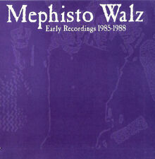 Mephisto Walz - Early Recordings 1985 - 1988 - 2000 Cleopatra Gothic NEW CD