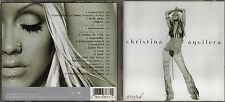 Stripped by Christina Aguilera (CD, Oct-2002, RCA)
