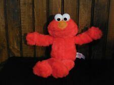 """Sesame Street Elmo 14"""" Plush Doll Toy - VINTAGE - RETRO -"""
