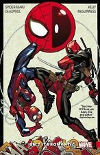 Spider-Man/Deadpool : Bromance by Joe Kelly (2016, Paperback)