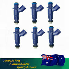 6x Fuel Injector For Holden Commodore UTE VZ VE 3.6 Statesman WL WM 0280156300