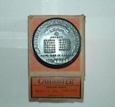 1950 52 170T-72S CARTER WCD 2 BARREL 778S 813S 999S CHOKE COVER HUDSON KAISER #2