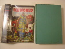 Iceworld, Hal Clement, Gnome Press, 1st Edition, DJ, 1953