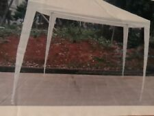 10'x 10'EZ Pop Up Outdoor Canopy Party Wedding Tent Gazebo Pavilion Cater Events