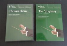 THE GREAT COURSES The Symphony DVD 6 Disc Lecture Set + Guidebook 2004 Free Ship