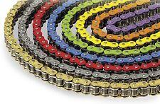 EK Chain - 420SH-120/G - 420 SH Motocross Series Chain, 120 Links - Gold