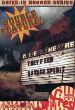 Drive-in Horror Series THEY FEED / SAVAGE SPIRIT - New