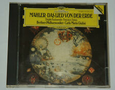 CD/MAHLER DAS LIED VON DER ERDE/GIULINI/DG 413459-2 (1984)