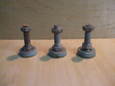 1 [each] Craftsman Table Saw Stand  Leg, ADJ. leveling Feet  leveler,OK COND .
