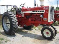 International Harvester 706 806 1206 2706 IH Tractors Repair Service Manual CD