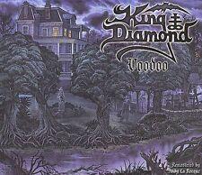 Voodoo [Digipak] by King Diamond (CD, Nov-2009, Metal Blade)