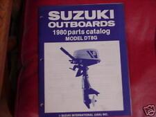 Suzuki Dt8G Outboard Parts catalog