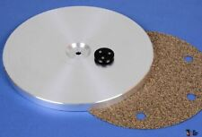 Thorens TD-124 new top platter kit from Retrotone-realize huge improvements