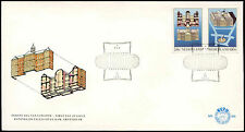 Netherlands 1982 Royal Palace FDC First Day Cover #C20230