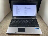 "HP ProBook 6450b, 14.1"", Core i5, 2.40GHz, 4GB, 250GB, Win 10 Pro, Office 2013"