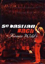 SEBASTIAN BACH Forever Wild DVD BRAND NEW PAL Region 4 Skid Row
