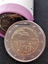 DISPO 2 euro FINLANDE 2021 Commémo Les iles Aland. NEUVE. Envoi lettre suivie.