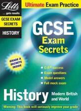 GCSE Exam Secrets: History,Anon