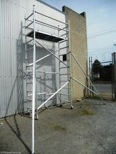 Brand New 4m Single Width Mobile Scaffold @ Only $1029.6