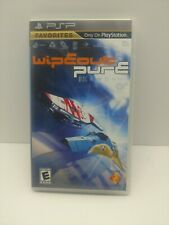 Wipeout Pure  PSP Game UMD