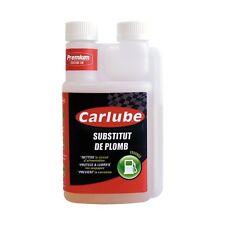SUBSTITUT PLOMB 250 ML CARLUBE lubrifie et protège soupape et tête