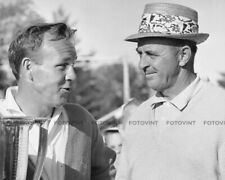Arnold Palmer Photo Picture Sam Snead Golf Pga Print Western Open 8x10 or 11x14