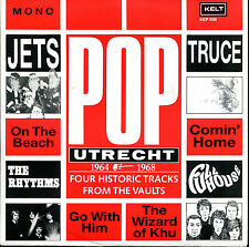 "Various Artists 7"" POP Utrecht 1964 - 1968 E.P. (kelt, NL) Holland 60s BEAT"