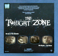 THE EYE OF THE BEHOLDER THE TWILIGHT ZONE SIDESHOW FIGURES