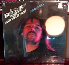 (ROCK LP) BOB SEGER - NIGHT MOVES (SEALED)