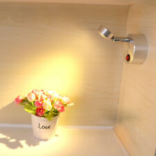 3W LED Picture Light Battery-Powered Lamp Button Display Case Cabinet Lighting