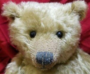 "Mister Bear ""Wilbert"" Teddy Bears of Witney artist bear LE 15"""