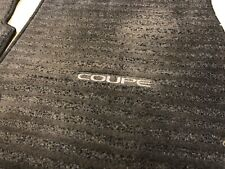 OEM Genuine 1992-1995 Honda civic EJ1 COUPE Floor Mats, RARE HONDA ACCESS