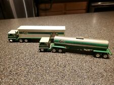 Winross Die Cast Metal Semi Truck & tanker, Lucky Leaf Fruit Products, Nice SUS