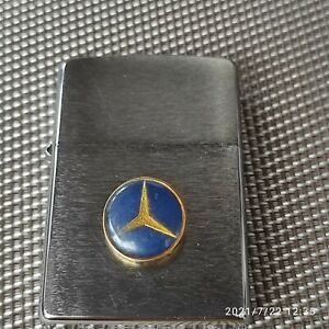 """Orig.Zippo"" Feuerzeug / Brandneu / Collection / Fahrzeuge / Mercedes"