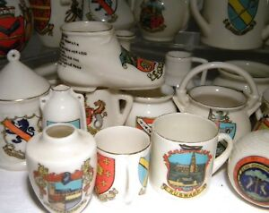 CRESTED CHINA SELECTION  (B31)