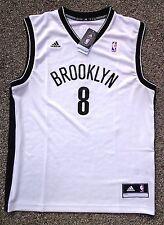 BROOKLYN NETS NBA Trikot WILLIAMS 8 Jersey ADIDAS Herren  Größe/Size 2XS + neu +