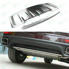 Protection Guard Porsche Cayenne 2011-14 Stainless Front&Rear Bumper Skid Plate