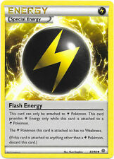 FLASH ENERGY 83/98 - XY ANCIENT ORIGINS POKEMON SPECIAL ENERGY CARD IN STOCK