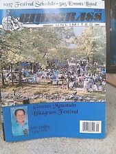 Bluegrass Unlimited Jan 1997 Grave's Mountain Bluegrass Festival