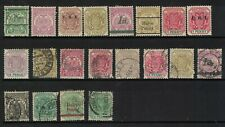 south africa transvaal stamps 1870s-1900- mint LH /good used better noted