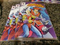 LOT Archer & Armstrong #8 Valiant Comics 1st Ivar the Time Walker